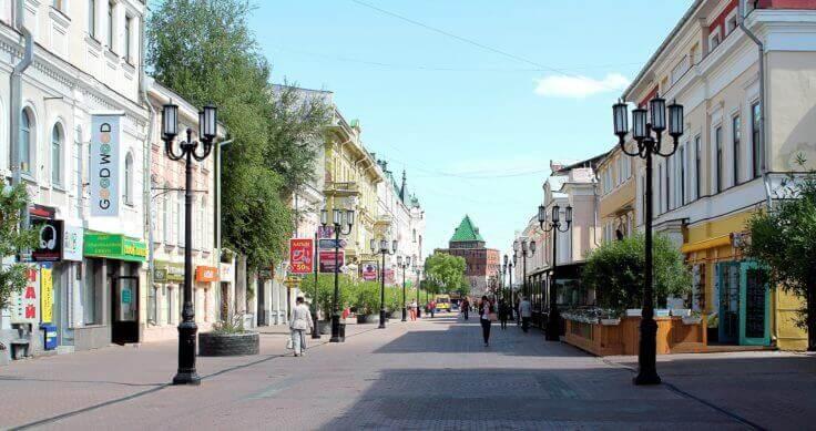Куда можно сходить в Нижнем Новгороде