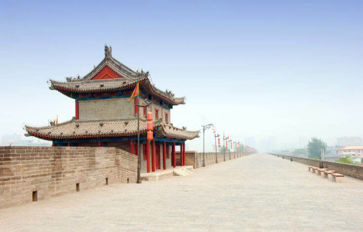 Получение визы в Китай.
