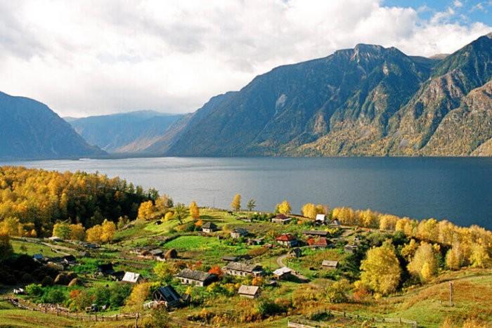 Отдых на Алтае весной 2020 года