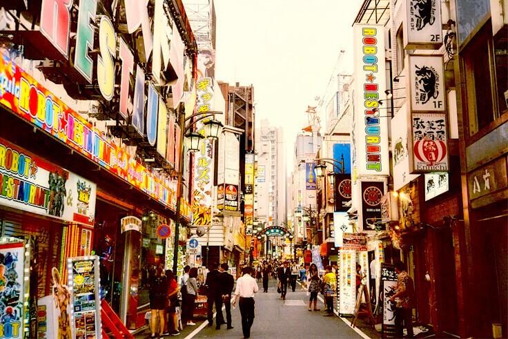 Япония вводит выездной налог для туристов