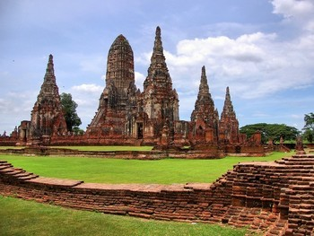 В Таиланде ограничат доступ в храмовый комплекс Аюттхая