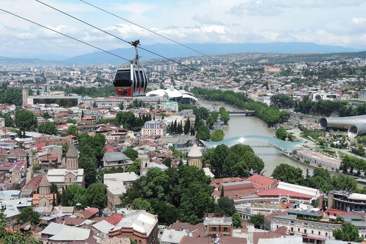 Что можно посмотреть в Тбилиси