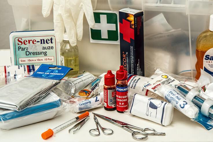 Какие лекарства взять в поездку?