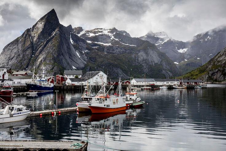 Жизнь в Норвегии глазами русских людей