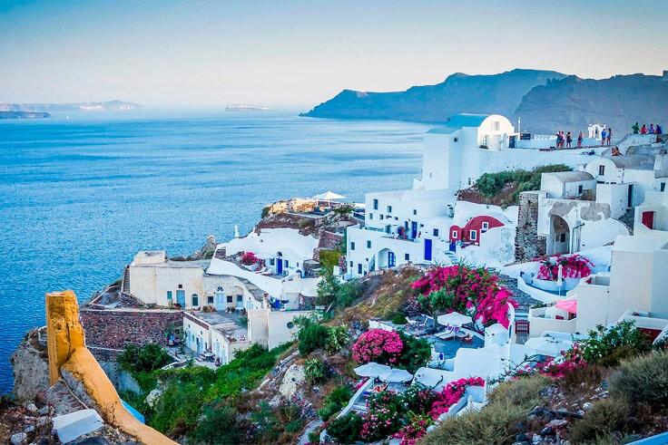 Дешевые туры в Грецию из Москвы. Расписание на сентябрь.
