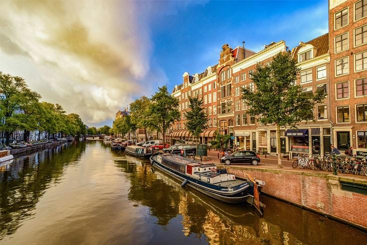 Волшебный отдых в Голландии.