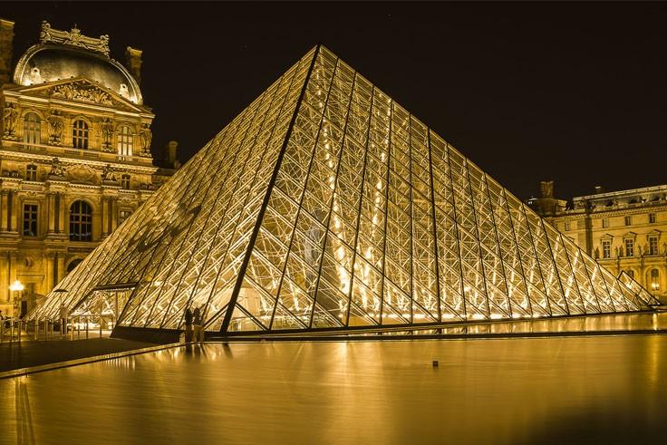 Самые главные достопримечательности Парижа.