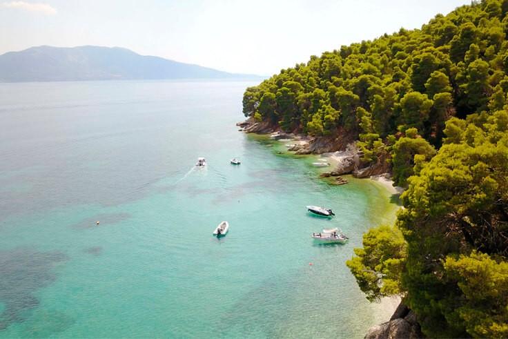 Удивительный остров Лефкас в Греции. Что посмотреть?