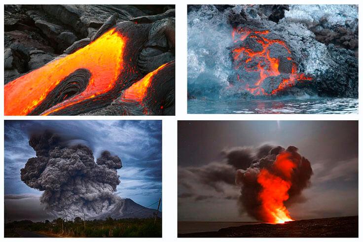 Экстрим в путешествиях. Вулканический туризм.