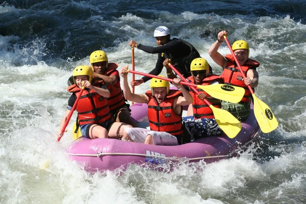 Что такое спортивный туризм?