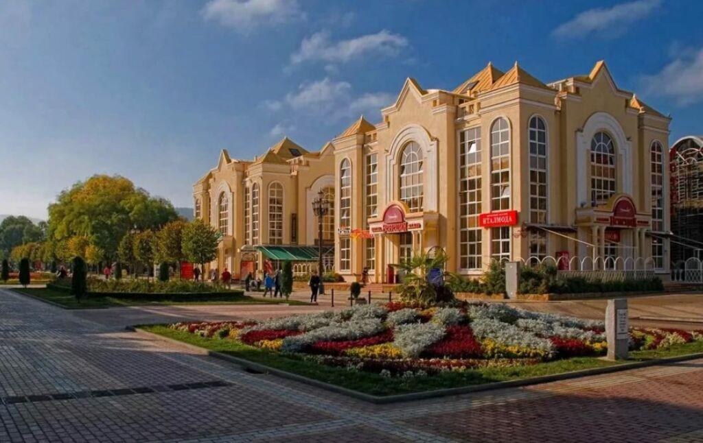Достопримечательности курортного города Кисловодска.