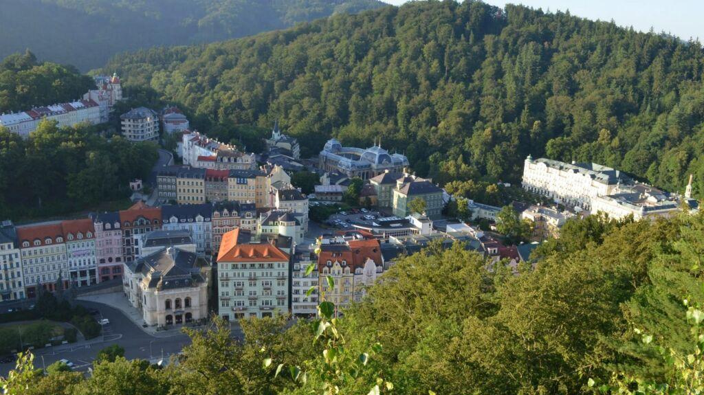 Польза от лечения в санатории Карловы Вары в Чехии