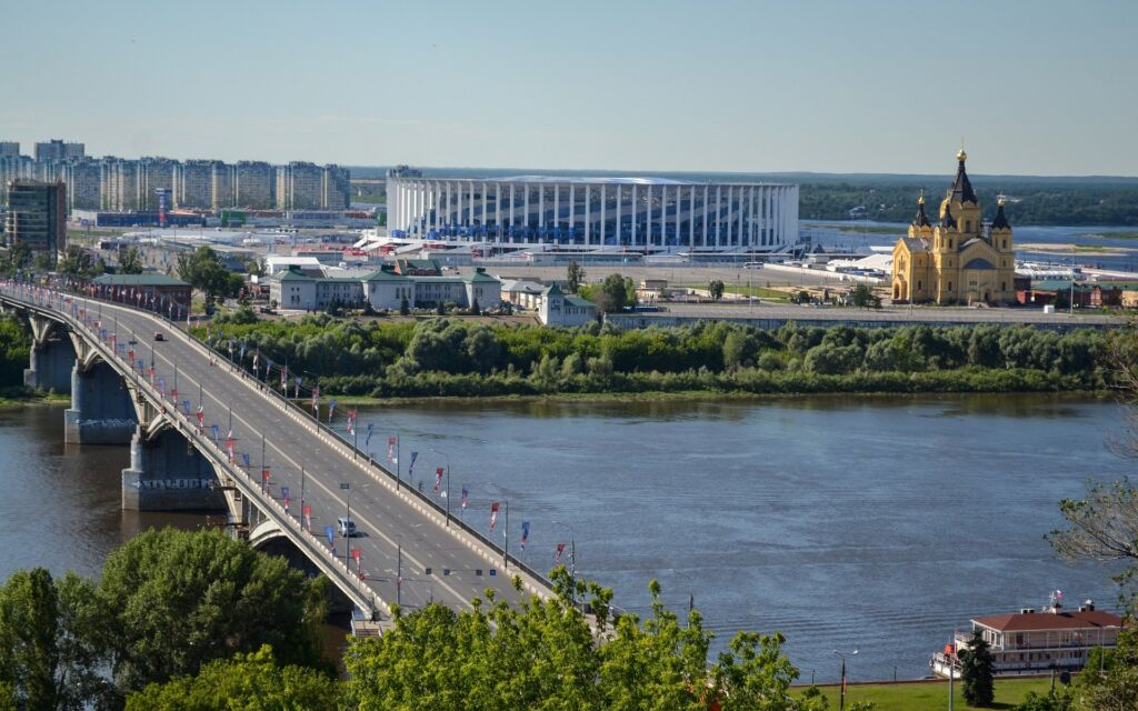 Путешествия по рекам России на теплоходе