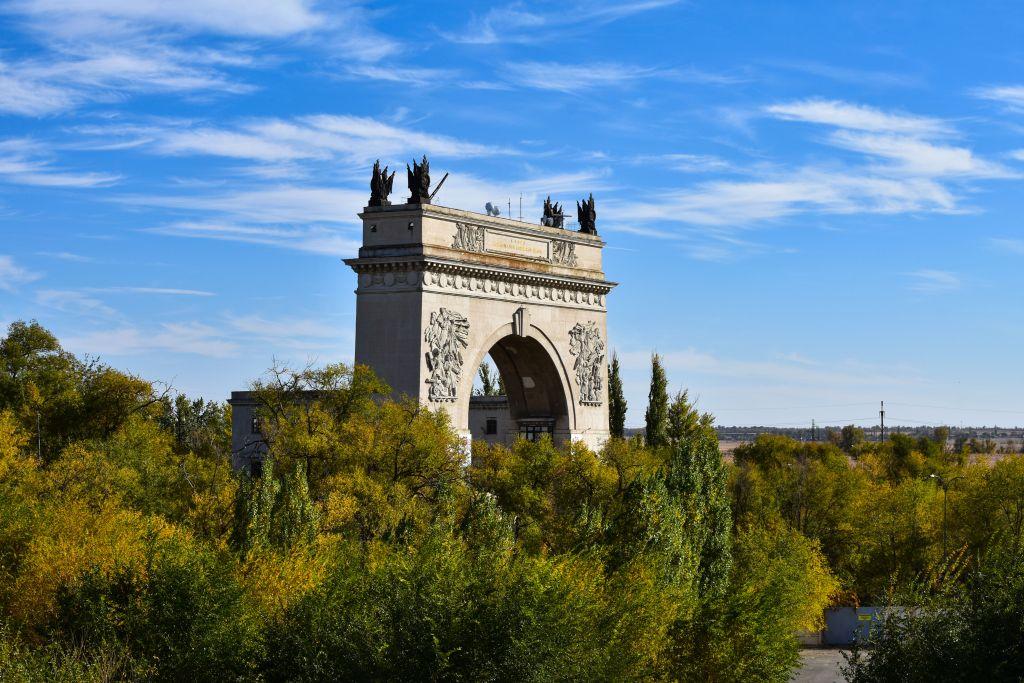 Достопримечательности города Пятиморск в Волгоградской области. Лучший парк, рыбалка и Волго-Донской канал
