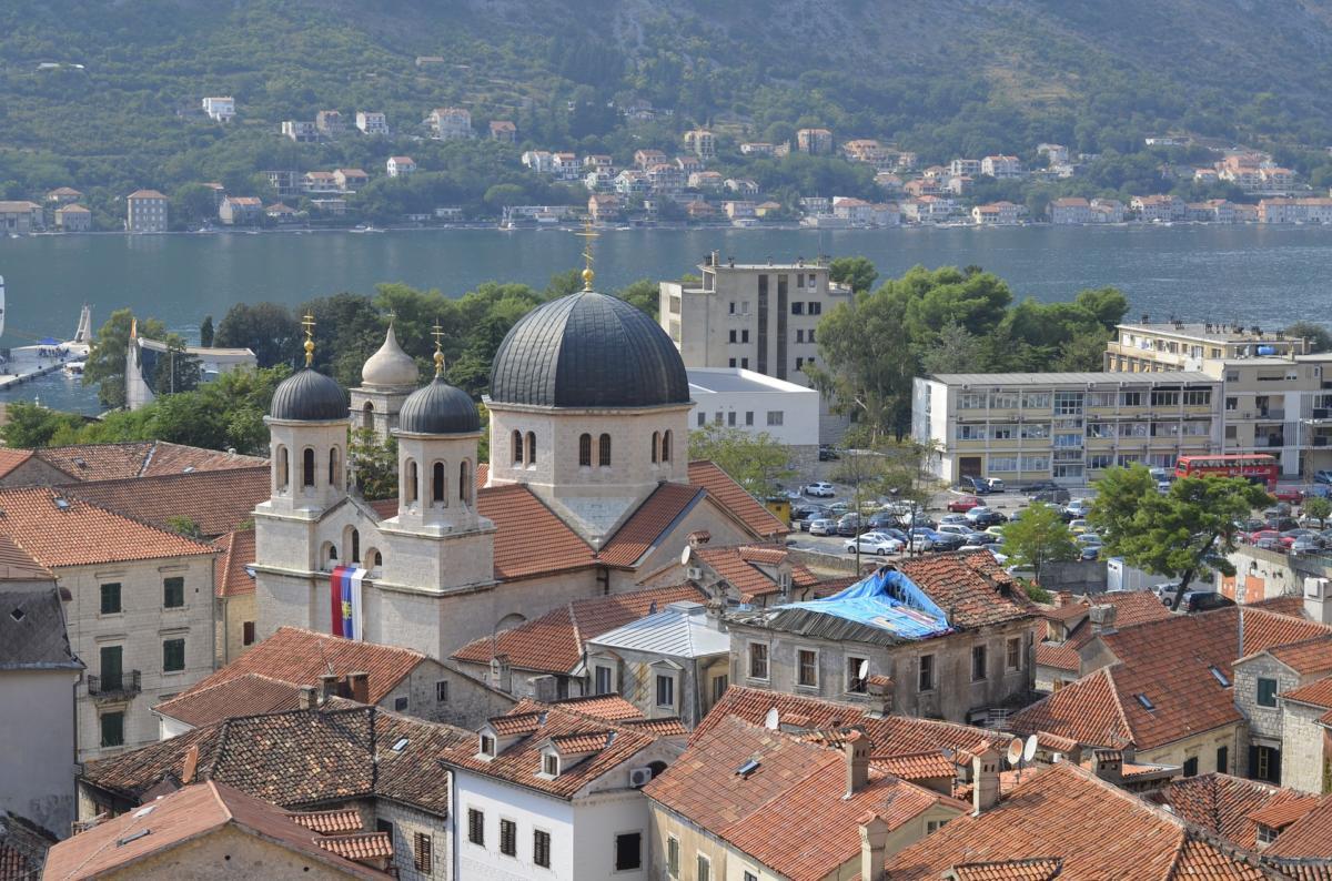 Черногория. Лучшие места для отдыха.