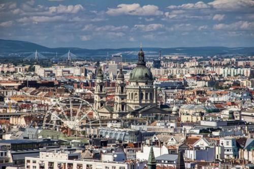 Самые дешевые города Европы. 4-е место. Будапешт. Венгрия.