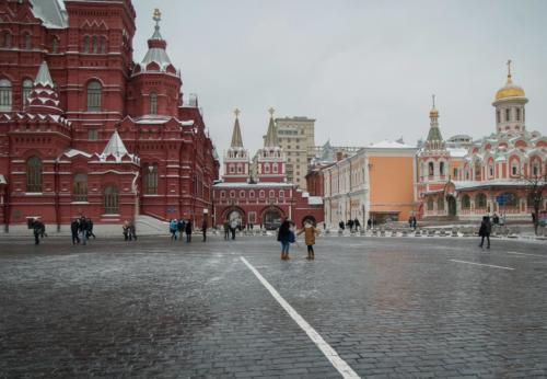 Самые дешевые города Европы. 4-е место. Москва. Россия.